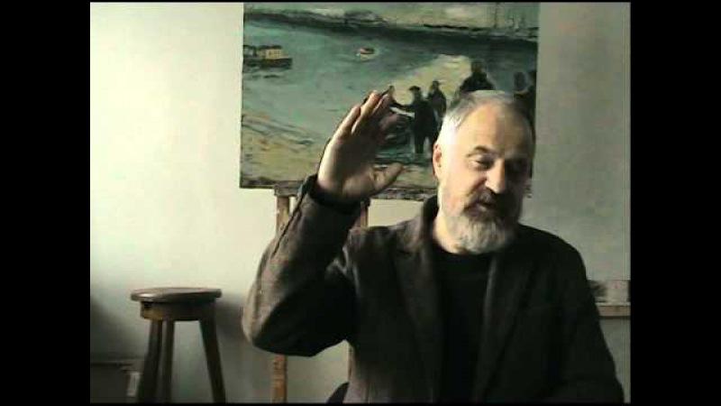 интервью художника Константина Сутягина 13 апреля 2011