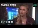 Stitchers Season 3 Episode 9 Sneak Peek Kirsten Demands To See Her Mom Freeform