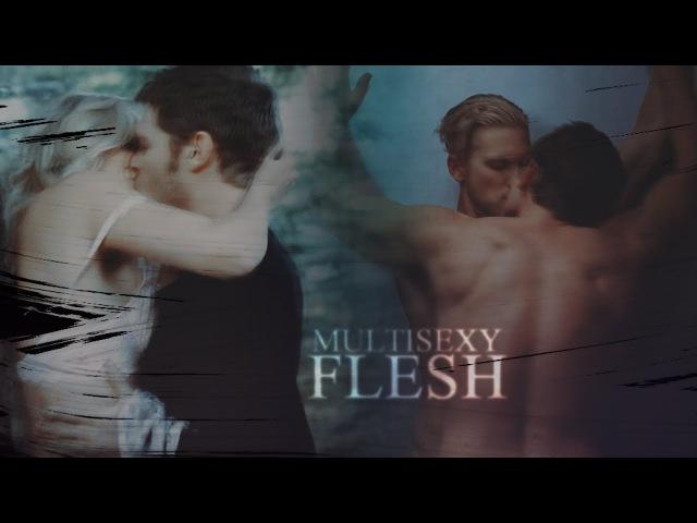 ✘ Multisexy || FLESH [2k]