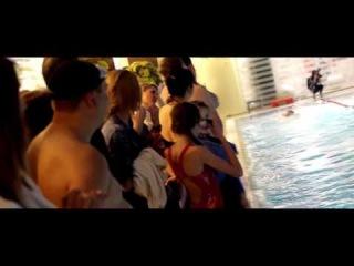 Ведущий Антон Глазков. Межклубный чемпионат по плаванию среди клиентов двух сильнейших клубов Зорге и ...