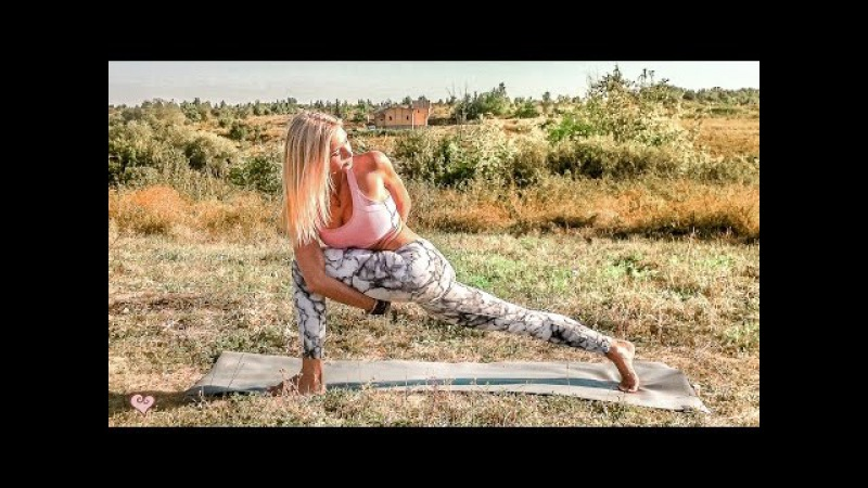 Yoga To Cure ♥ Revitalize Energize Your Body