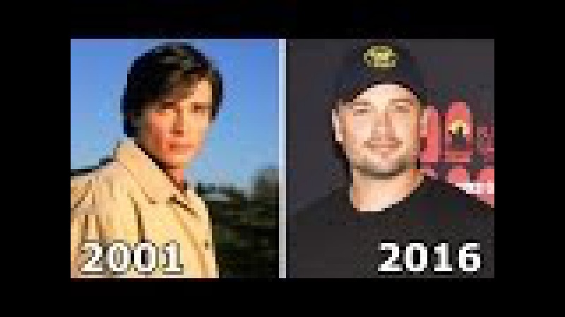 Smallville Antes e Depois