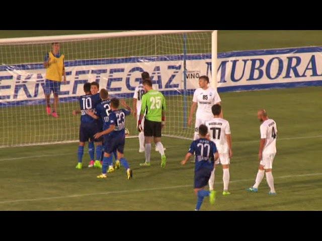 Олий лига 18-тур Машъал - Шўртан 4-0
