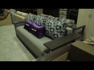 Видеообзор дивана Капри (Мебельная фаблика Данко)