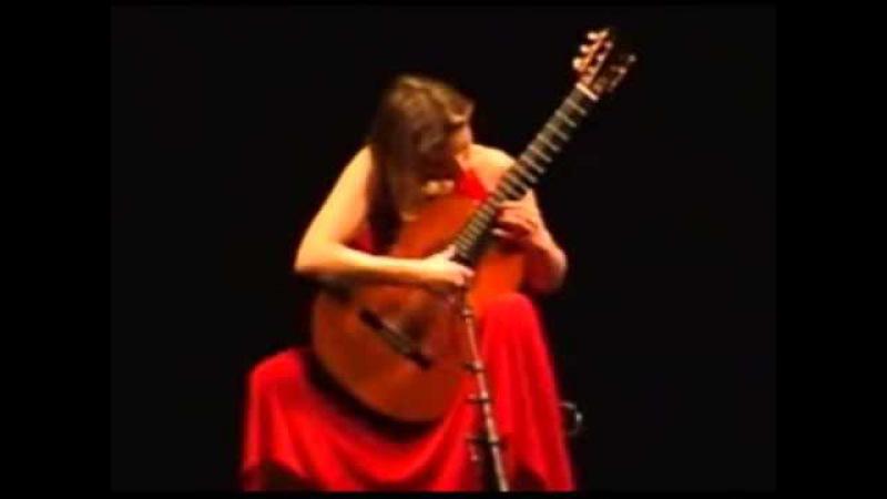 Guitare classique - Ana Vidovic - El Ultimo Tremolo - Agustin Barrios -