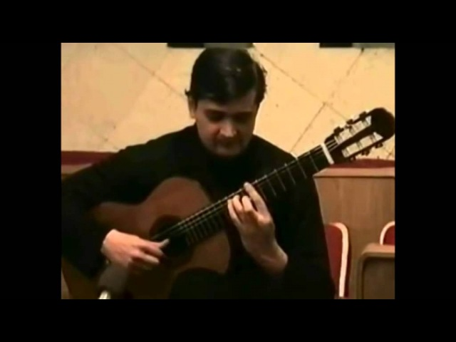 A. Zimakov plays A. Barrios