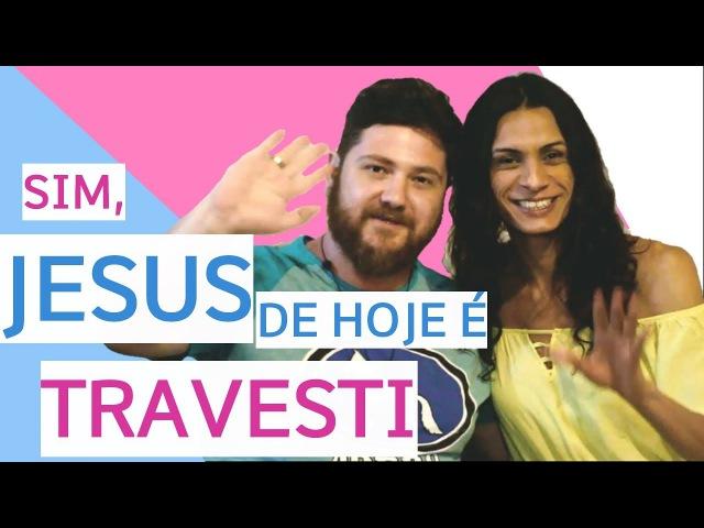 Entrevista com Renata Carvalho, atriz que vive Jesus travesti no teatro