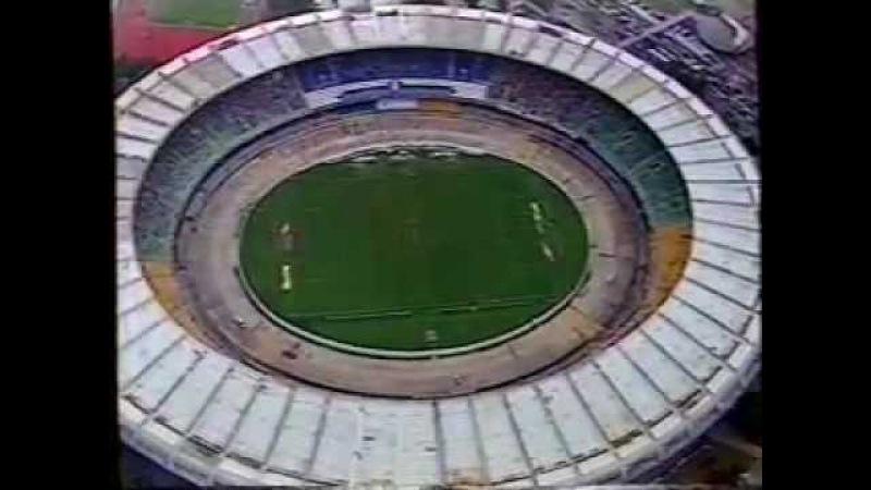 PX ao vivo final Vasco e Flamengo - 27/05/2001 - Parte 1/9