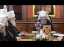 Засідання Священного Синоду УПЦ відбулося у Києво-Печерській Лаврі