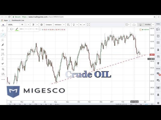 Бинарные опционы MIGESCO - Торговые идеи на неделю с 20 по 24.03