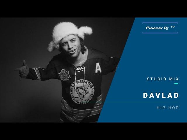 DAVLAD hip hop @ Pioneer DJ TV Moscow