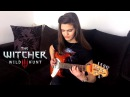 Silver For Monsters/Sargon (Witcher 3 Wild Hunt) guitar arrangement - Sylwia Urban