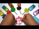 Katty cat ice cream and learn colors for toddlers with Nersery Rhymes for kids