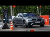 2017 Mercedes-AMG E63 S vs 750 HP Audi RS7 vs 750 HP BMW M6