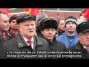Rusia. Ziugánov sobre Stalin. 6-12-13