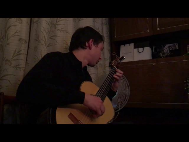Matteo Carcassi - Study in A minor Op.60 No.7 | Играет: Ученик (Андрей Кольго)