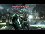 Injustice  Gods Among Us Ultimate Edition Gameplay PS4  Playstation 4  2 players