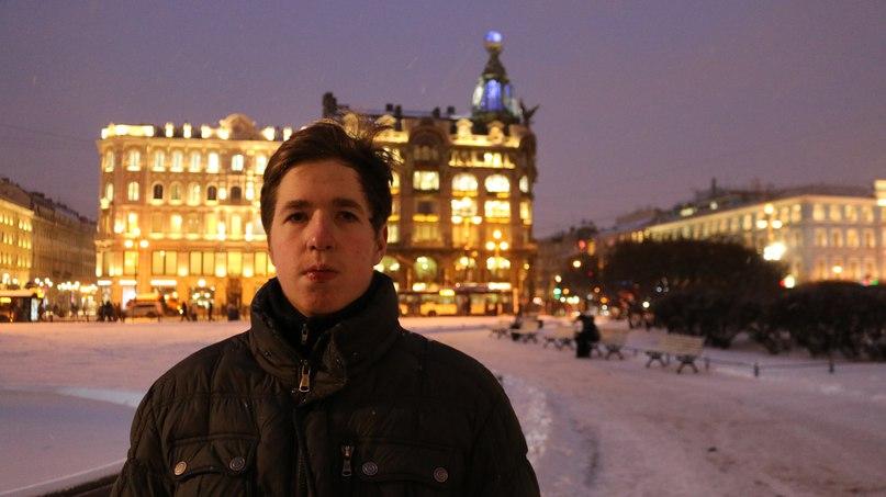 Саша Котов | Санкт-Петербург