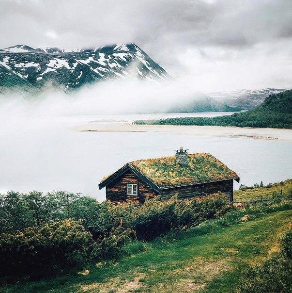 Роскошные пейзажи Норвегии - Страница 6 2GpmByVY_8c