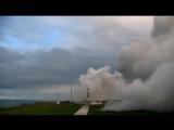 Момент старта РН Electron компании Rocket Lab, вторая камера