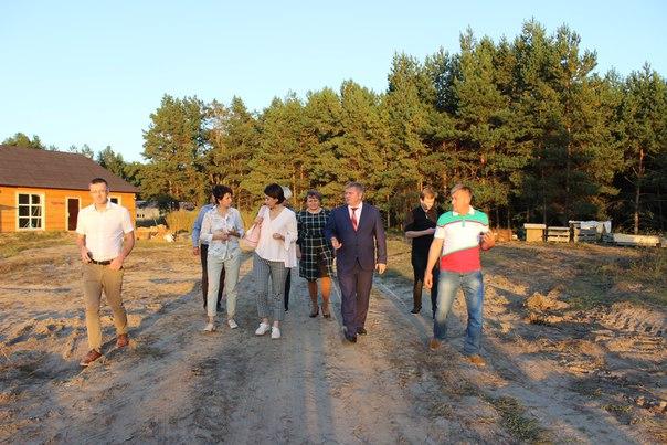 В минувшие выходные в рекреационном центре «Чудо Ферма» (Ардатовский р