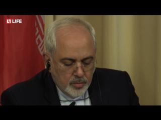 Итоги встречи Сергея Лаврова с коллегами из Сирии и Ирана