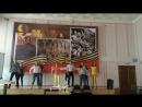 Витаминки репетируют танец к КВН апр 2015