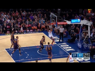 Kyle O'Quinn Puts Lyles On A Poster   06.11.2016