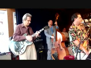 Mitch woods and his rocket 88s with anthony paule