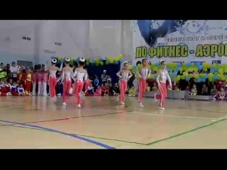 Чемпионат и первенство ЧР по фитнес аэробике 21.01.2017