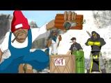 Snoop Dogg Feat. Redman, Method Man & B-Real - Mount Kushmore