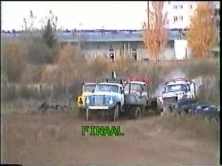 Валерий Дронов   Рязань  №46,на автокроссе в Эстонии
