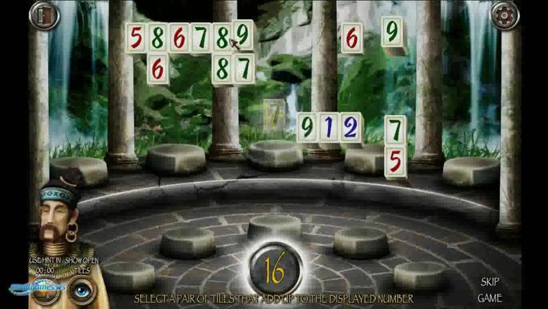Mahjong Masters: Temple of the Ten Gods (Геймплей)