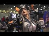 Косплей на ИгроМир и Comic Con Russia 2016