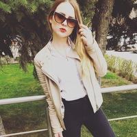 Анкета Анастасия Еланцева
