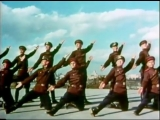 Солдатский танец в исполнении балетной группы Ансамбля песни и пляски Советcкой Армии им. А.В.Александрова 1965 год.