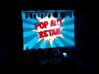 Pop Art Retail. Тихон Демидович Смыков, генеральный директор IRG.