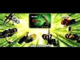 Лимитированная серия мультикарт Лего Ниндзяго Фильм