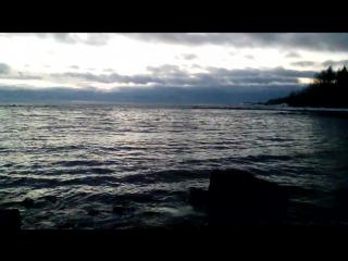 Ладога, с берега в Питкяранта