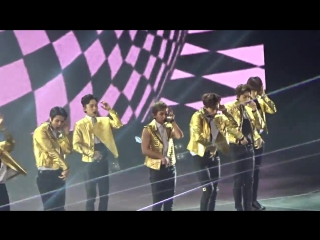 [FANCAM] 160214 EXOPLANET 2 - The EXO'luXion in Los Angeles @ EXO - Overdose