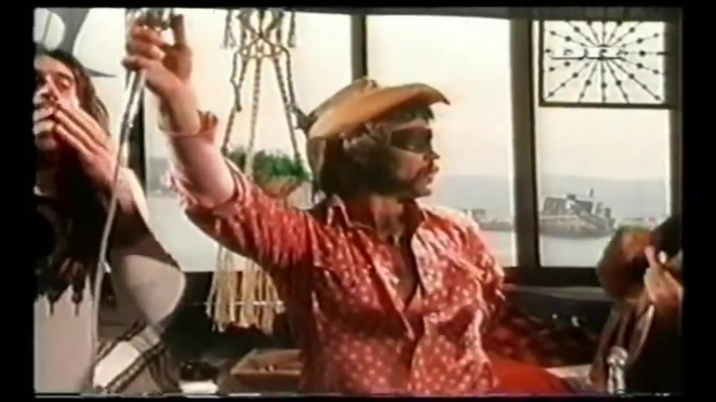 """Dr Hook The Medicine Show - """"Marie Laveau"""" From Shel´s Houseboat!"""