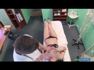 [FakeHospital / FakeHub] Carolina Star (Frisky Russian Babe Loves Docs Cock / 2017) [Speculum, All Sex]