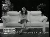Линда в программе «Ночной канал» (2001г.)