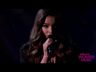 Hailee Steinfeld Starving Live Acoustic Performance _ Billboard Women in Music