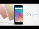 Промо видео Xiaomi Mi A1