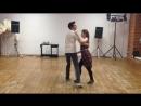 Lindy-hop Int-Adv интенсив Андрей и Таня 08.06.17