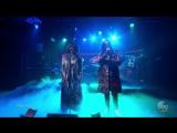 D.R.A.M. ft. Erykah Badu Performs 'WiFi' on Jimmy Kimmel Live