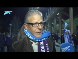 Ян Фабр на Зенит-ТВ  о выставке в Эрмитаже, футбольной эйфории и трагедии