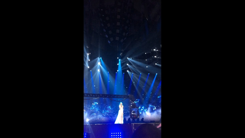 Dress Rehearsal Eurovision 2017 Poland Kasia Mos