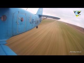 23 жовтня 2016 Стрибки з парашутом | DZ Цунів | free-sky.com.ua